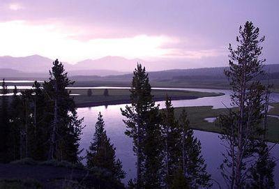 Déversement de pétrole dans la rivière Yellowstone